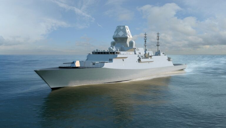 BAE Systems has been formally named as preferred tenderer for Australia's Future Frigate project.