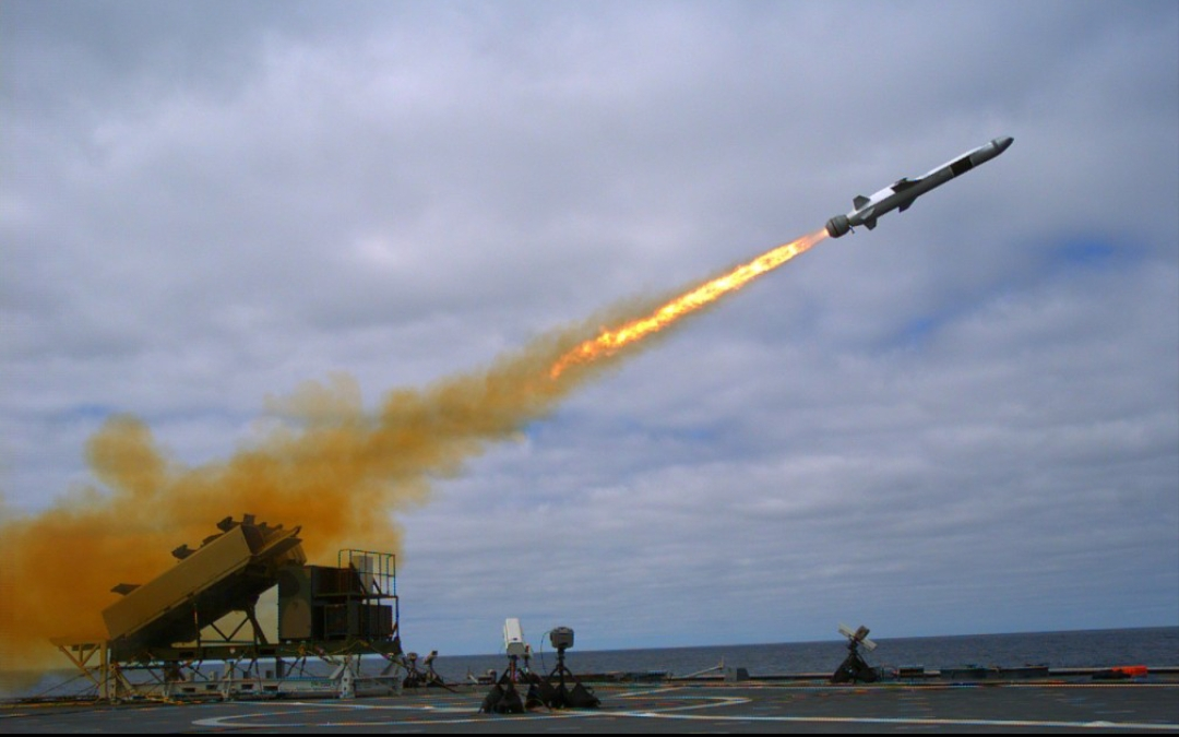 Raytheon Awarded LCS Over-the-Horizon Anti-Surface Weapon Contract