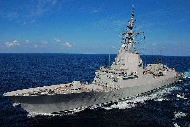 Spain cleared to buy Aegis Systems