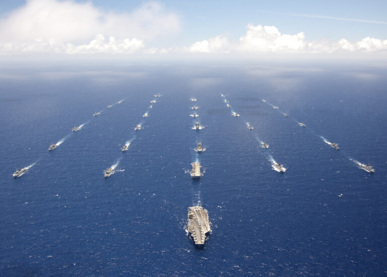 U.S. Navy Announces 26th Rim of the Pacific Exercise