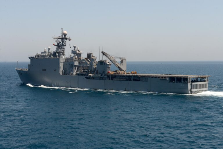 Southern Seas 2018 Deployment Begins