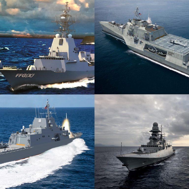 U.S. Navy FFG(X) program