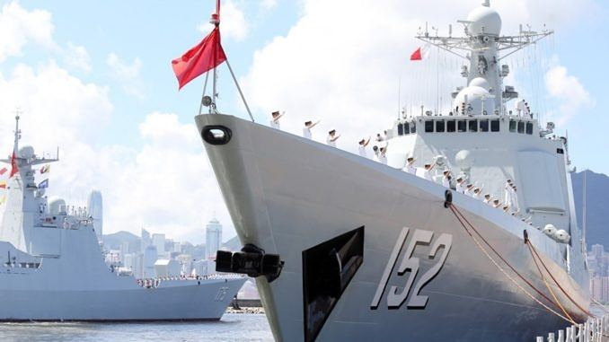 China, ASEAN to hold maritime drill