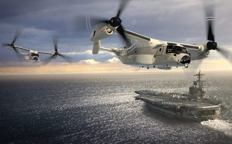 U.S.Navy Buys First V-22 CODs as Part of $4.2B Award to Bell-Boeing