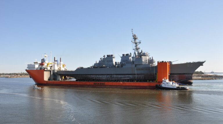 The cost to repair collision-damaged destroyer USS FITZGERALD DDG62 keeps going up.