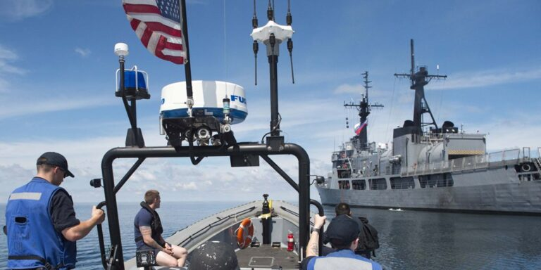 U.S., Philippines strengthen alliance with Maritime Training Activity 2018