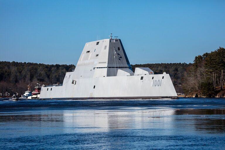 Second Zumwalt Destroyer, USS Michael Monsoor,Needs New Engine