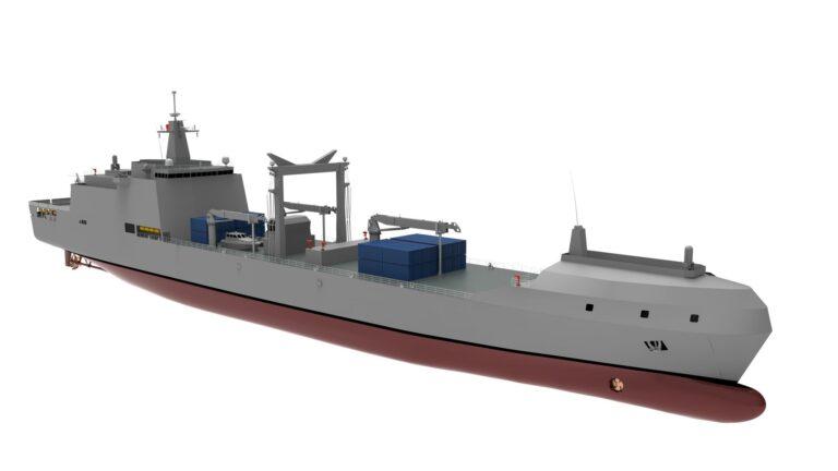 Turkish Navy to get new fleet tanker.