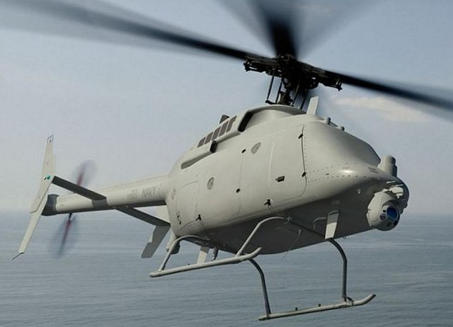 Japan seeking to buy newest US-made unmanned helicopter