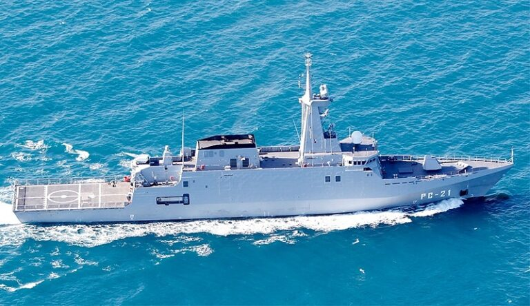 Saudi Arabia buys five corvettes from Spanish Navantia