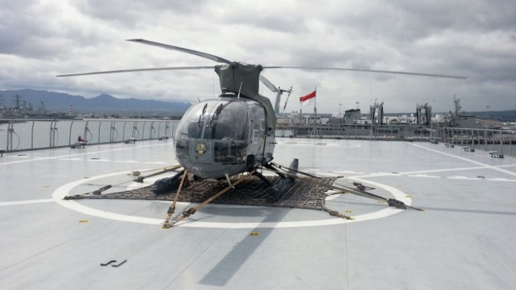 The Indonesian Navy will cease deployments of its BO-105 utility helicopters in the Middle East