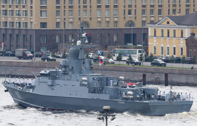 Russian defense firm expects Iran to show interest in Karakurt-class missile corvettes