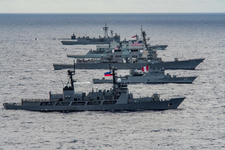 Exercise Rim of the Pacific 2018 Concludes