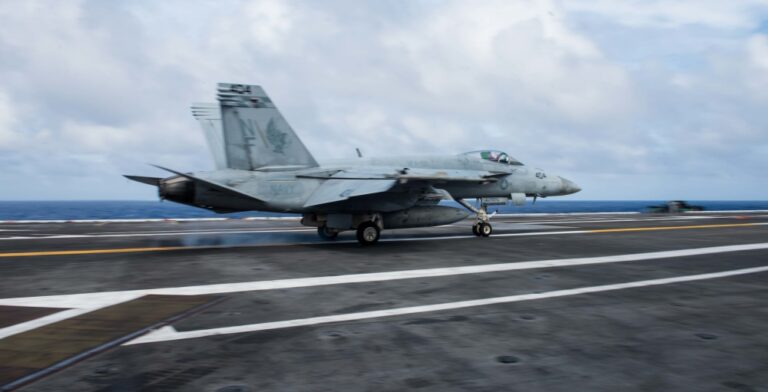 Ronald Reagan Strike Group Conducts Air Defense Exercise