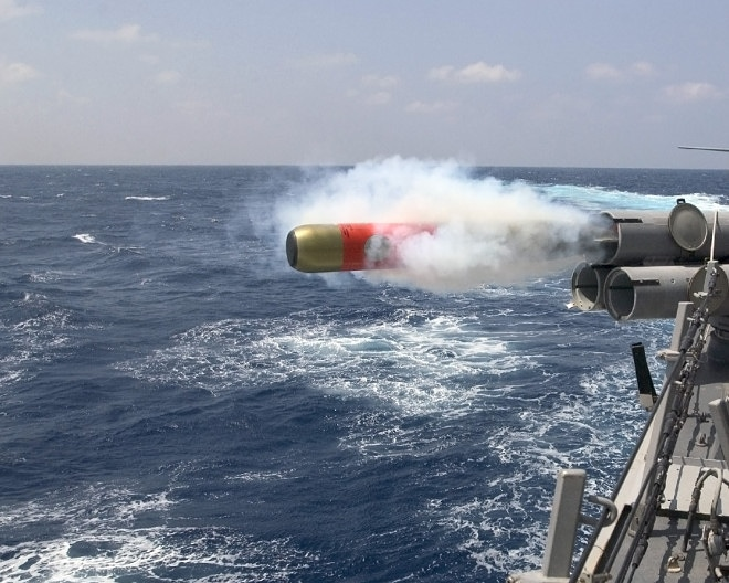 The US State Department has approved a possible SALE to the Netherlands of 106 MK 54 torpedo conversion kits.