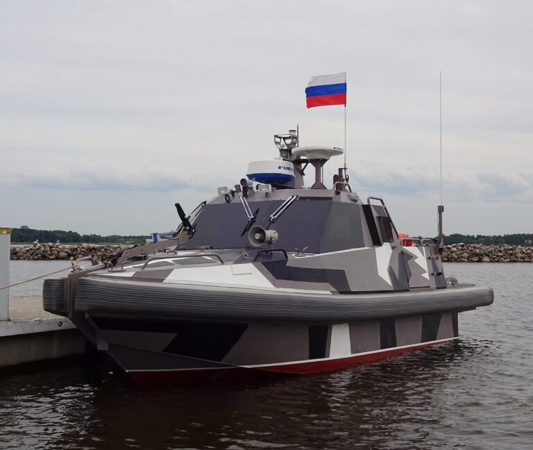 The Russian Navy will place its emphasis on developing unmanned warships