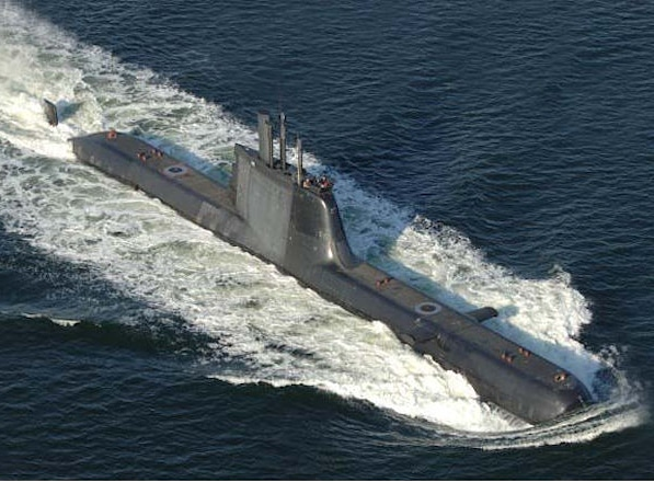 Indonesia allocates USD1.9 million for consultancy work on sixth submarine