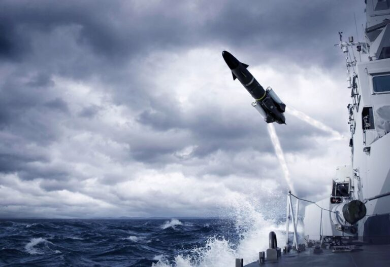 Saab has received an order from Germany for the RBS15 Mk3 ship system.