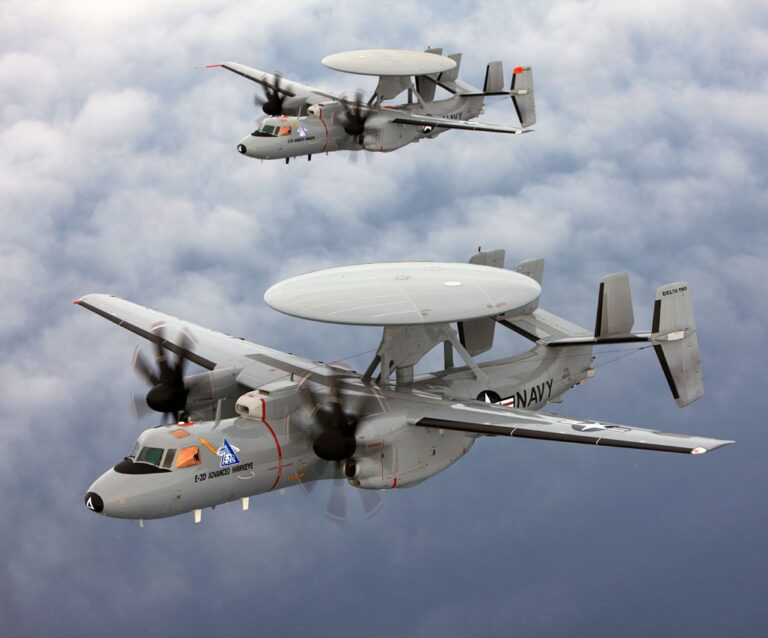 US clears further E-2D Hawkeye package for Japan