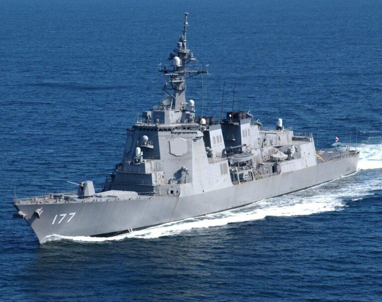 Japan Missile Defense Flight Test Successful Through Intercept