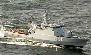 The Ukrainian Navy will soon be replenished by Danish minesweepers.