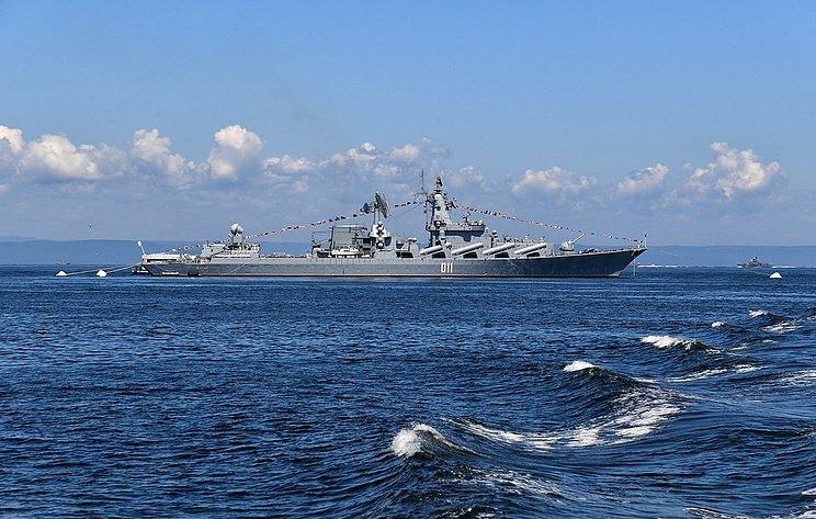 Russian Navy Vostok-2018 Exercise Activities