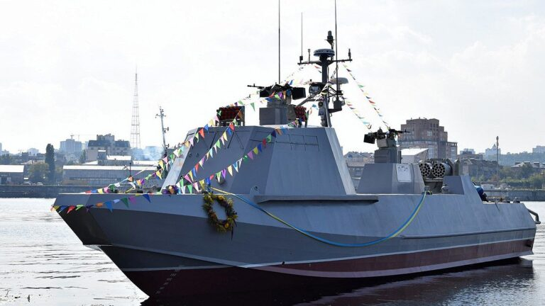 Ukraine will set up a new naval base on the coast of the Azov Sea by the end of the year