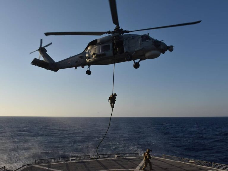 The SOCCE duty will be assumed by Turkish Navy for one year