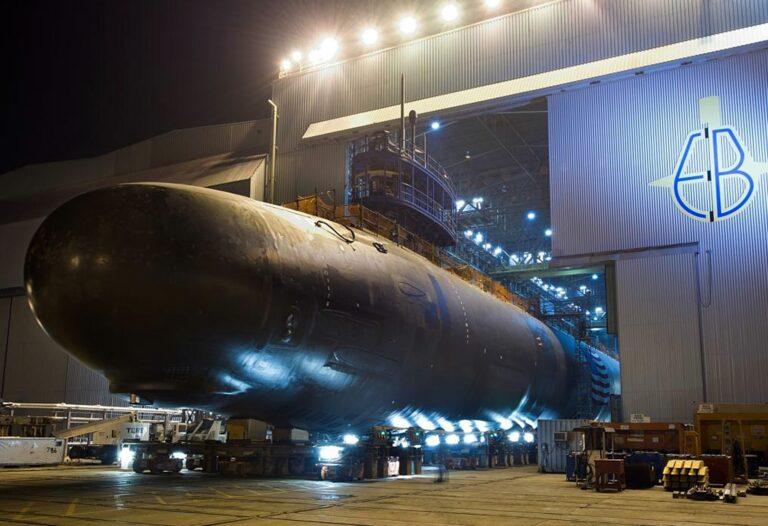 U.S. Navy's Columbia-class submarines