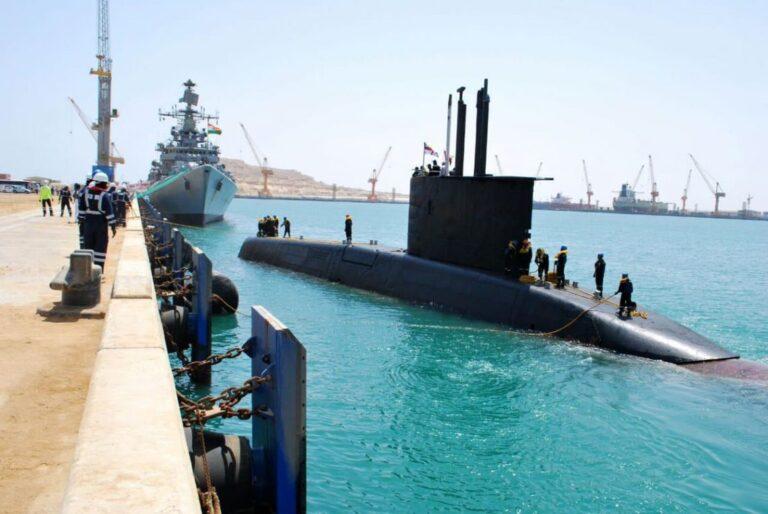 Thyssenkrupp Marine Systems was awarded $152m for the modernization of INS Shishumar.