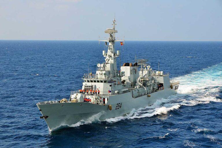 The Pakistan Navy seized three tonnes of hashish in northern Arabian Sea
