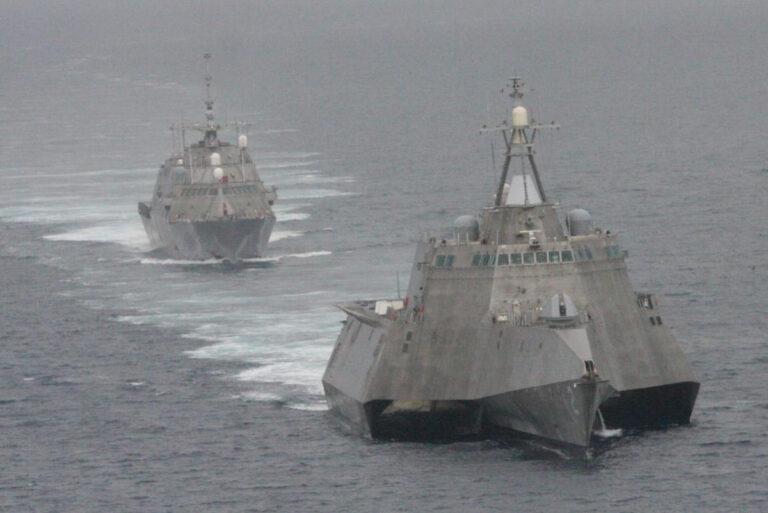 Austal USA, Lockheed Martin Awarded FY 2018 LCS Hulls