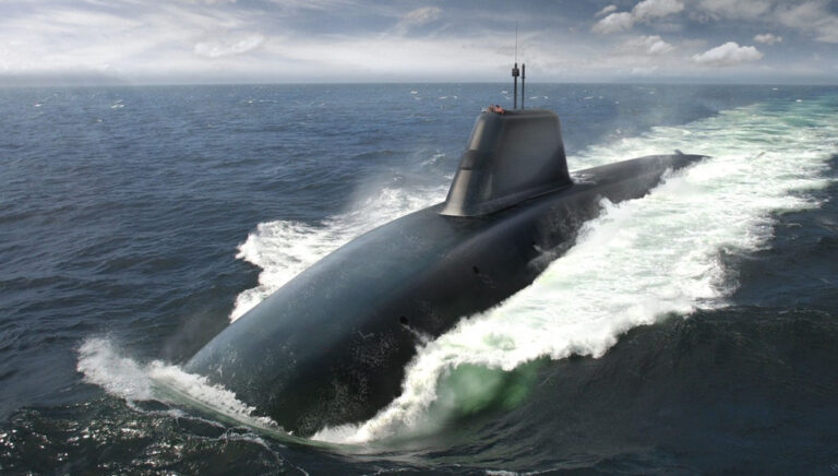 UK purchases Dreadnought submarine training upgrades for Faslane