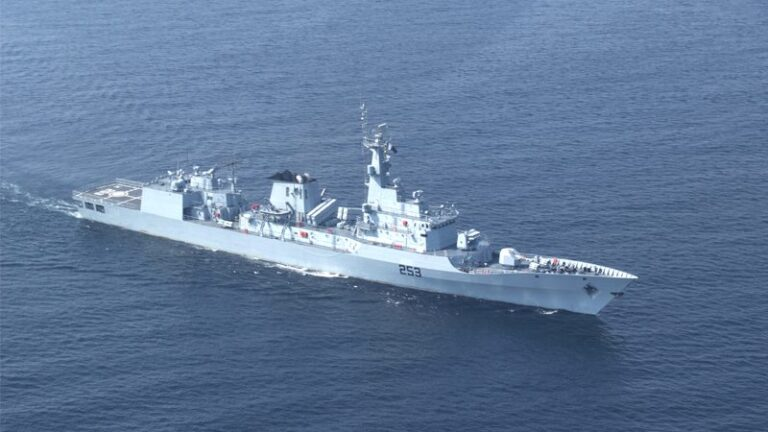 Pakistan Navy conducts joint drills with France, Morocco