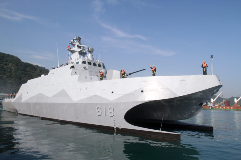 Taiwan plans to invest NT$500bn on ships after 2026.