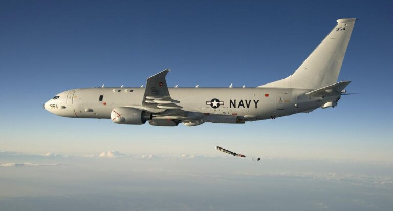 The U.S. State Department has approved possible sale of six P-8A MPA to South Korea