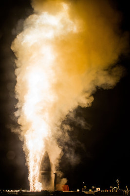 Standard Missile-3 Block IIA obliterates target in latest intercept test