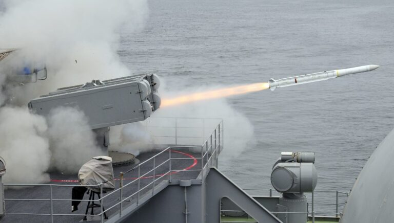 The U.S. Navy is upgrading its MK 132 GMLS for the ESSM Block 2