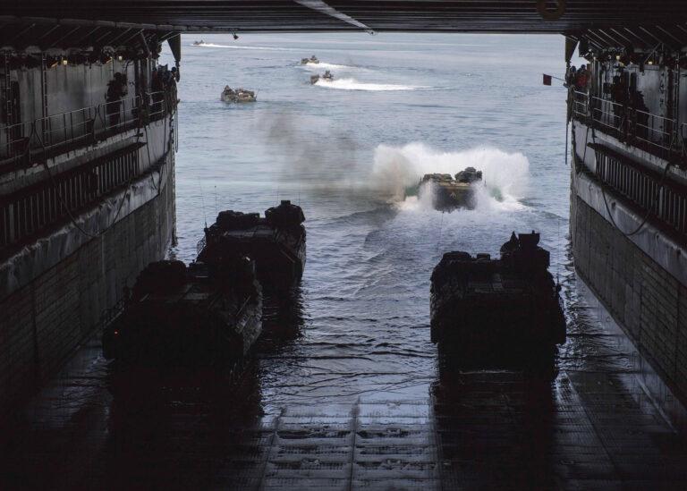 US-Japan Advance New Amphibious Capability