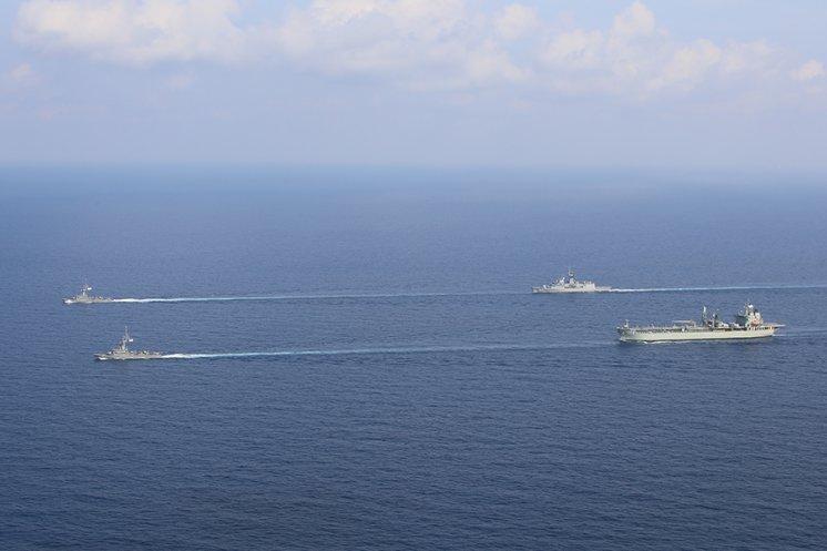 Australia and Singapore complete Exercise SINGAROO