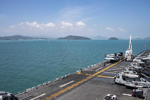 USS Essex visits Thailand