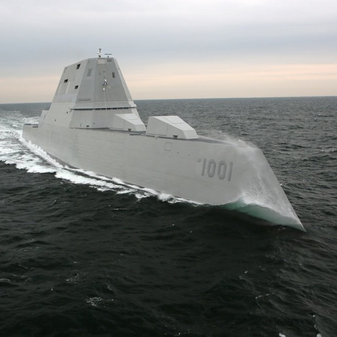 Future USS Michael Monsoor (DDG 1001) Set For San Diego Commissioning
