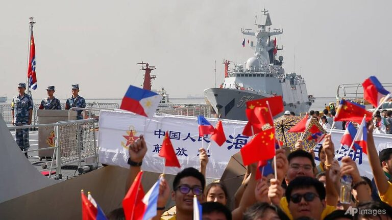 The Philippines to send warship to China fleet review