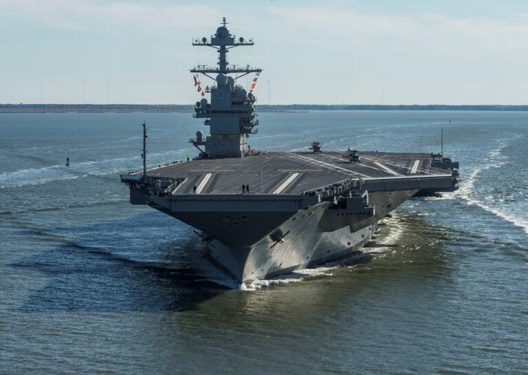 Report to U.S. Congress on Ford (CVN-78) Class Aircraft Carrier Program