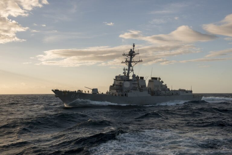 BAE Systems has received  $114.5m contract to Modernize USS Bulkeley
