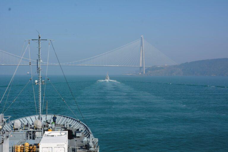 Standing NATO Mine Countermeasures Group in the Black Sea