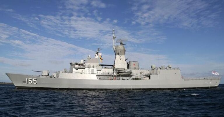 Royal Australian Navy seizes illegal drug shipments in the Middle East
