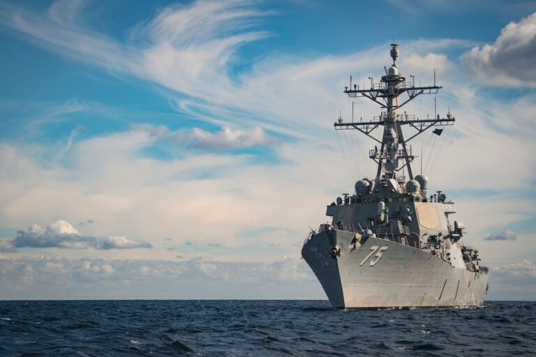 Russian Navy to track US missile destroyer movements in Black Sea