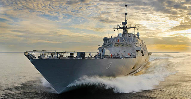 U.S. 2nd Fleet Declares Full Operational Capability