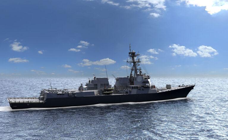 U.S. Navy Successfully Conducts AN/SPY-6(V) Radar Ballistic Missile Test
